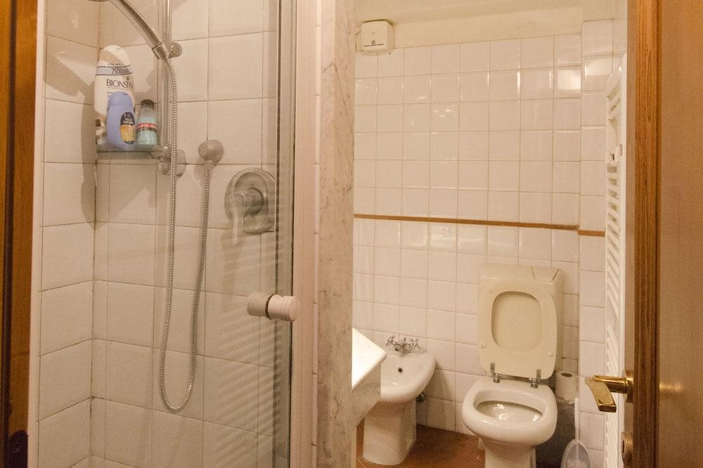 Apartmán, 1 ložnice (no terrace) - Koupelna