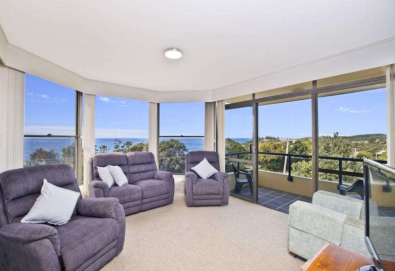 The Crest 8, 33 Pacific Drive,, Port Macquarie, Sala de estar