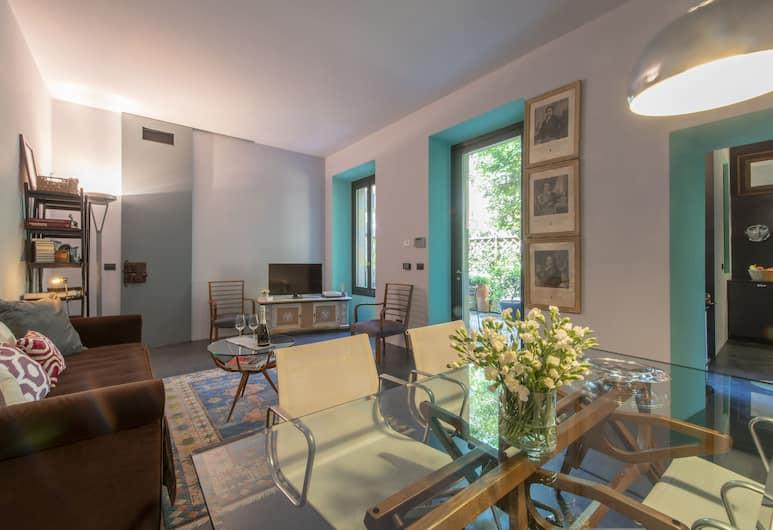 Bnbutler - San Marco, Milano, Casa, accessibile ai disabili, Area soggiorno