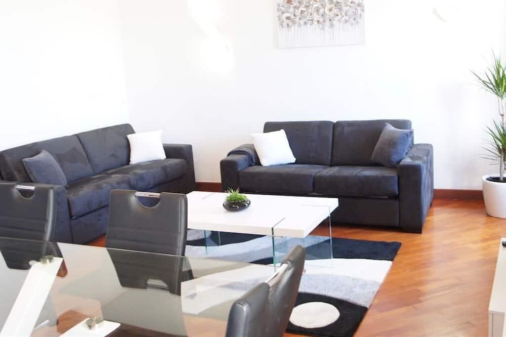 Appartement, salle de bains privée - Chambre
