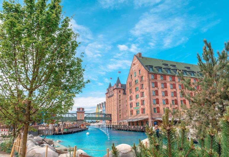 Europa-Park Freizeitpark & Erlebnis-Resort, Hotel Krønasår, Rust, Välisilme