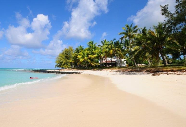 Villa Eva, Belle Mare, Playa