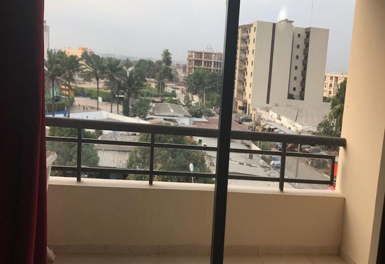 Studio Aida, Abidjan, Comfort Studio Suite, 1 Bedroom, Balcony