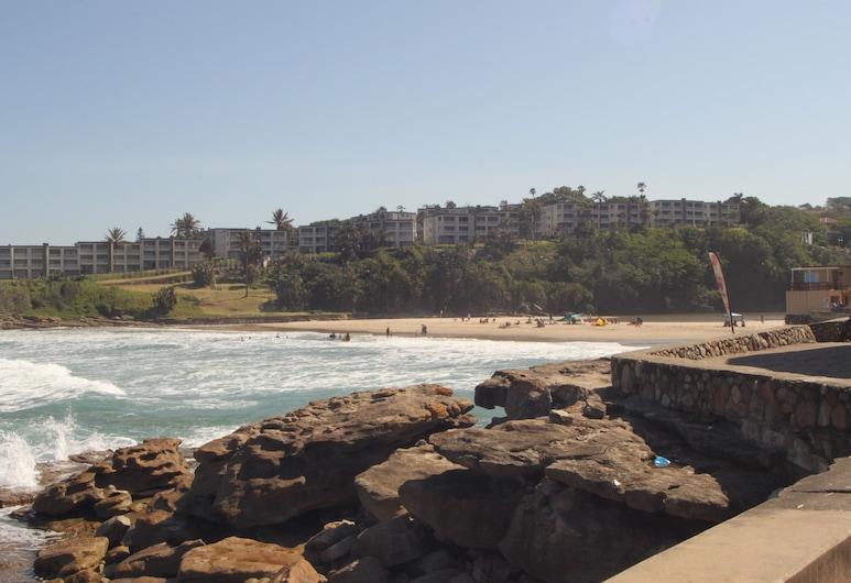 Uvongo log home, Margate, Pláž