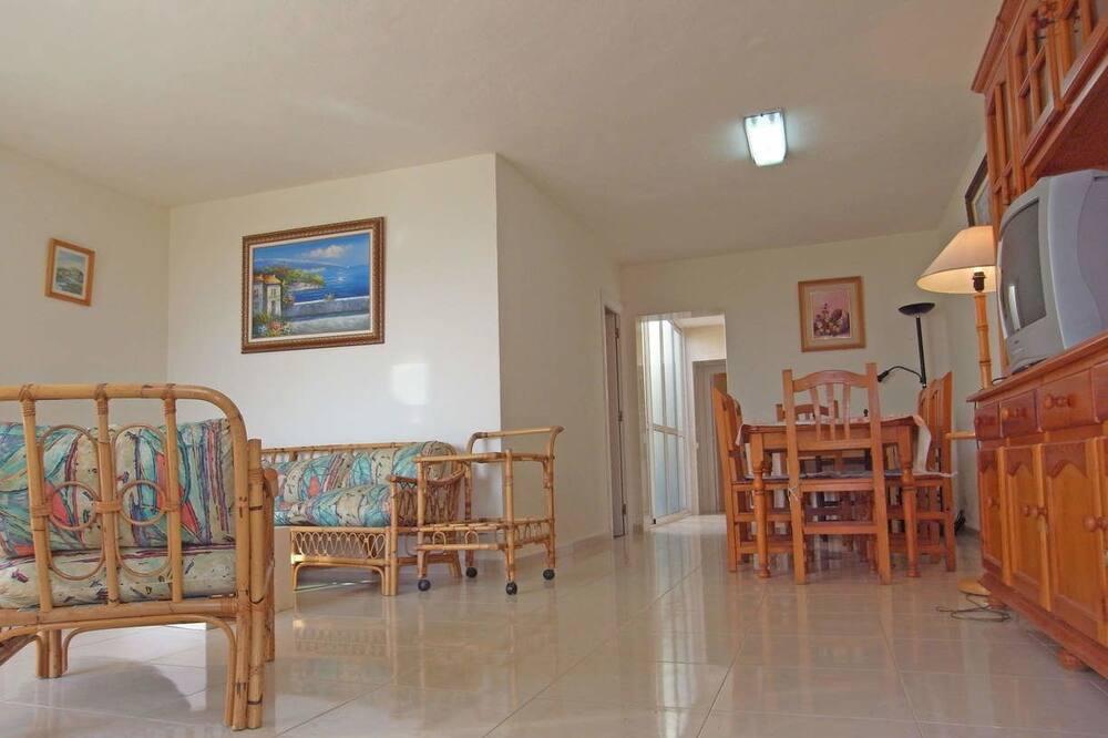 Апартаменти категорії «Комфорт», 3 спальні, приватний басейн, на узбережжі океану - Обіди в номері