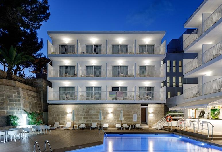 Hotel Tora, Calvia, Ganek