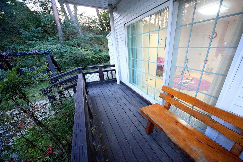 Studio (Sea) - Balcony