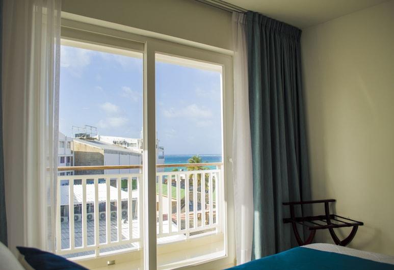 Sea Colors Hotel, San Andres, Junior sviit, 2 laia voodit, vaade merele, Rõdu