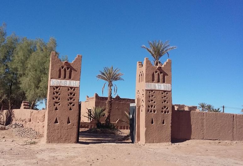 Kasbah Aladdin, M'Hamid El Ghizlane, Hotelli territoorium