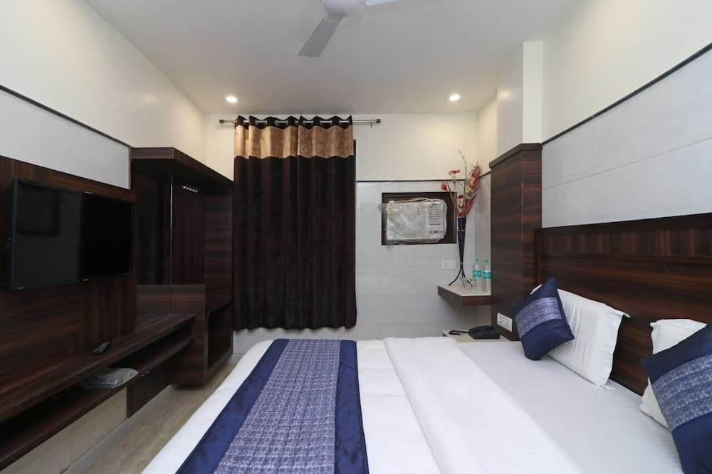Executive Double or Twin Room, Smoking, City View - Guest Room