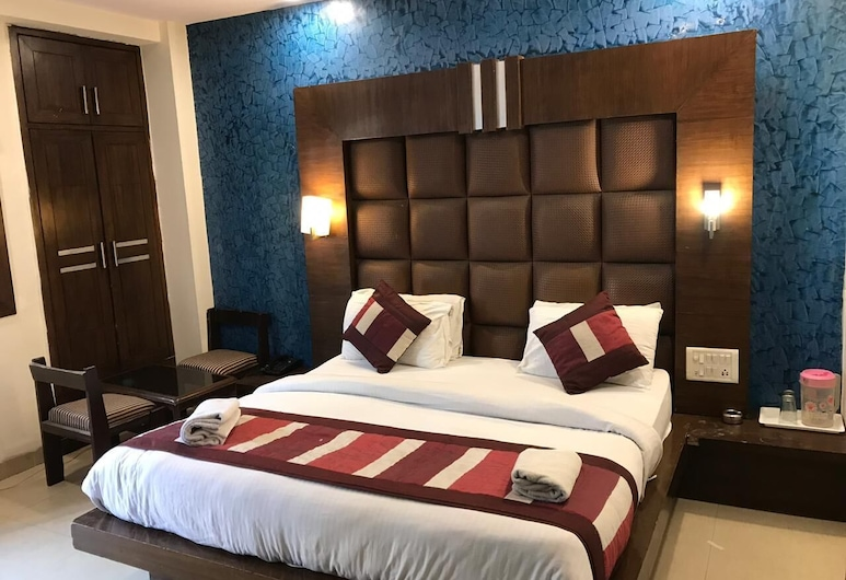 Heritage Hotel and Restaurant, Agra, Executive Double or Twin Room, Smoking, City View, Guest Room