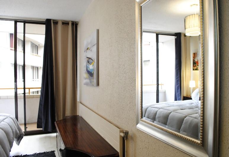 Apartamento Living Paris, Santiago, Apartment, 2 Bedrooms, Private Bathroom (Paris 707), Room