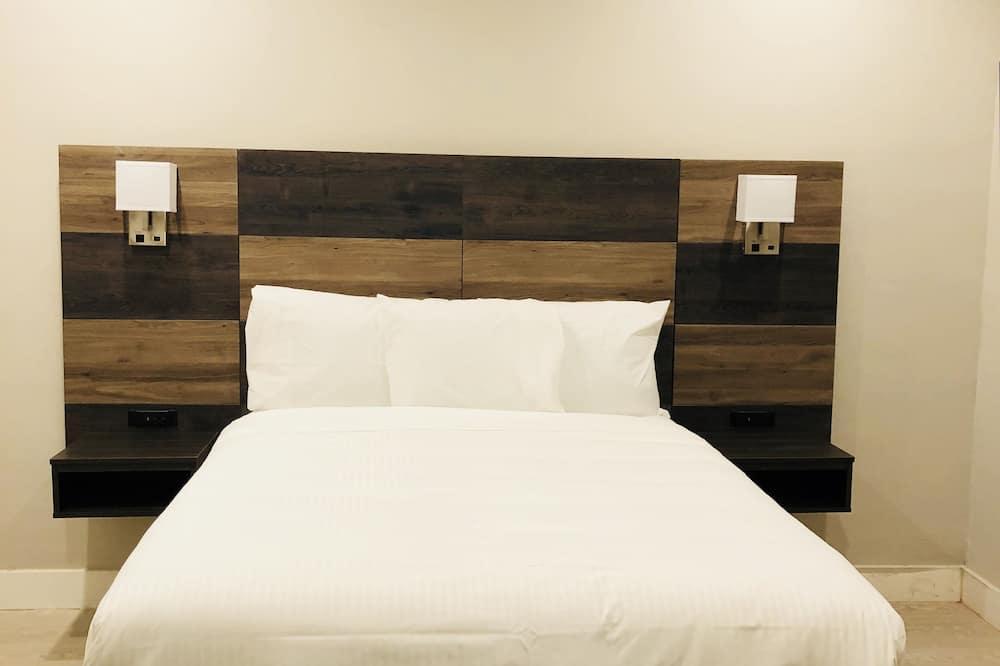 Standardzimmer, 1 Queen-Bett, eigenes Bad - Zimmer