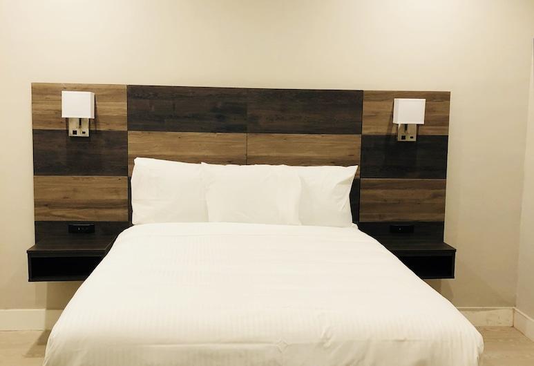 Bay Hotel, Sanfrancisko, Standarta numurs, 1 divguļamā karalienes gulta, privāta vannasistaba, Viesu numurs