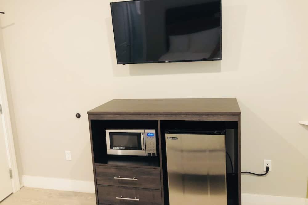 Standardzimmer, 1 Queen-Bett, eigenes Bad - Minikühlschrank