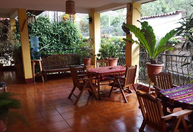 Hotel Encuentro del Viajero, Panajachel, Hall