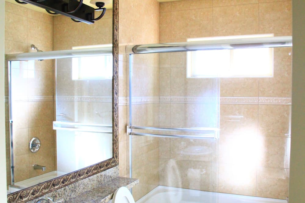 Comfort Tek Büyük Yataklı Oda, Özel Banyo - Banyo