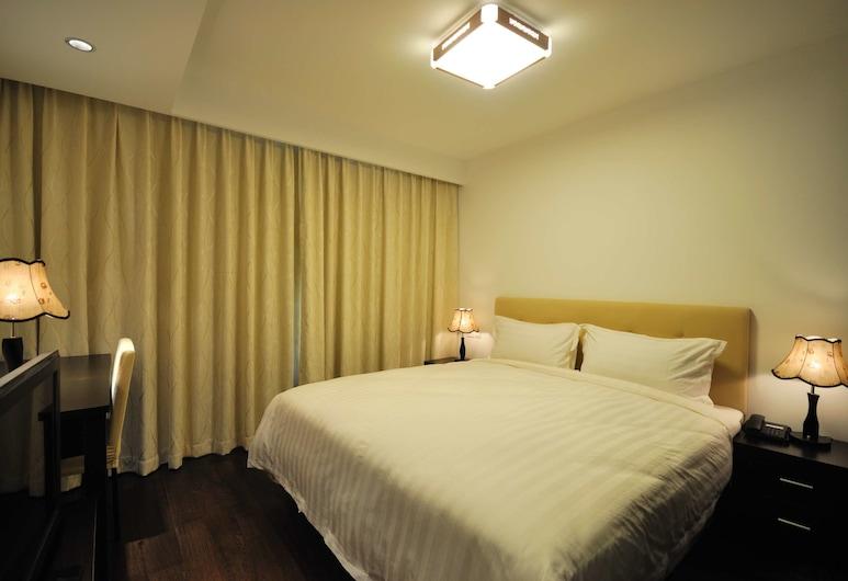 上海宸居服務公寓, 上海市, 標準大床房, 客房