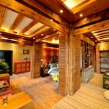 Tibetan-Style Suite B - Living Area