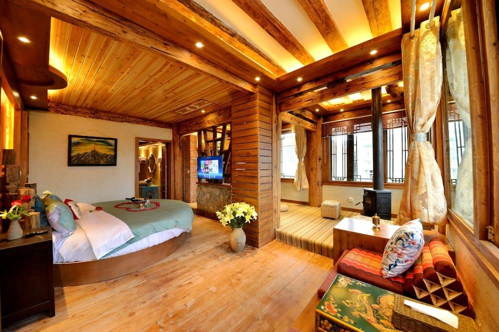 Tibetan-Style Suite B - Guest Room