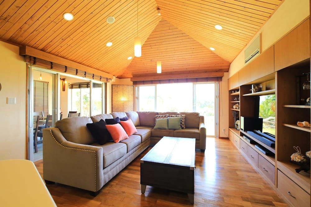 Apartmán (HEKI) - Obývacie priestory