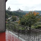 Dom Comfort, 3 sypialnie, kuchnia, widok na wzgórze - Taras/patio