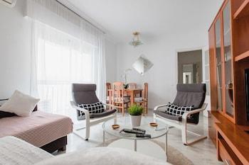 Foto van Apartamentos Las Huertas in Cadiz