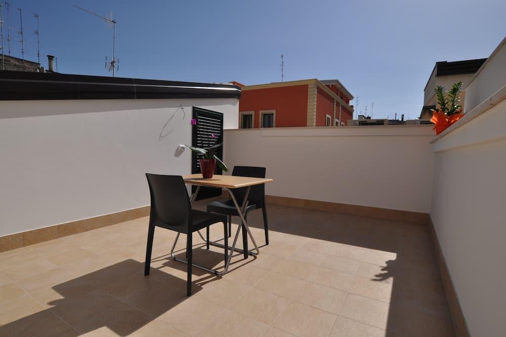 Habitación doble romántica, terraza - Terraza o patio