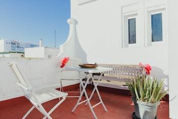 Cadiz — zdjęcie hotelu Atico del Marinero