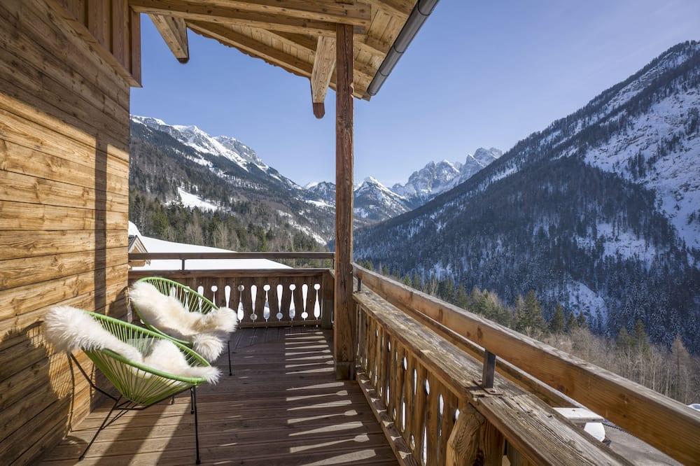 Deluxe Double Room, Balcony, Mountain View - Balcony
