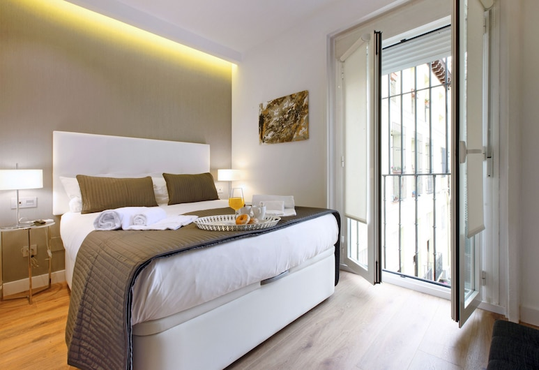 Madrid Centric - Madflats Collection, Madrid, Apartment, 1 Bedroom, Room