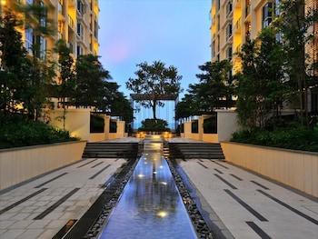馬六甲市背包渡假屋飯店的相片