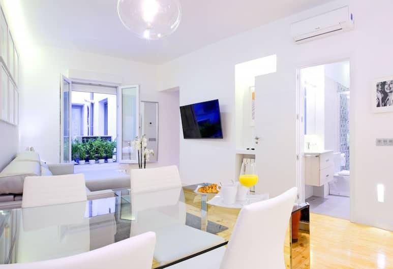 Plaza Mayor Suite - MADFlats Collection, Madrid, Lägenhet - 2 sovrum, Vardagsrum