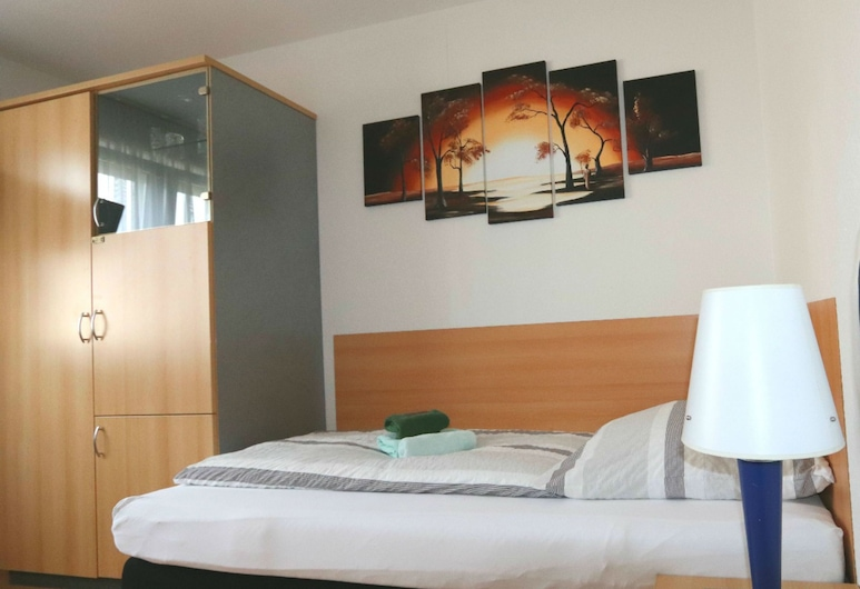 Penny Pension, Wolfsburg, Twin Room, 2 Single Beds, Guest Room
