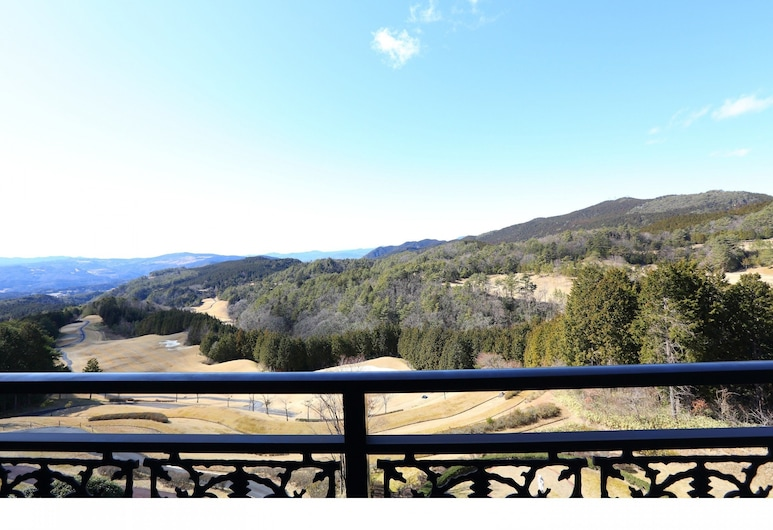 HOTEL WINDSOR, Nakatsugawa, Θέα στο βουνό