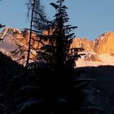 Vaizdas į kalnus