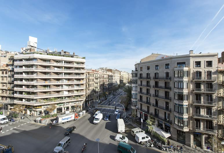 SIBS Balmes, Barcelona, View from property