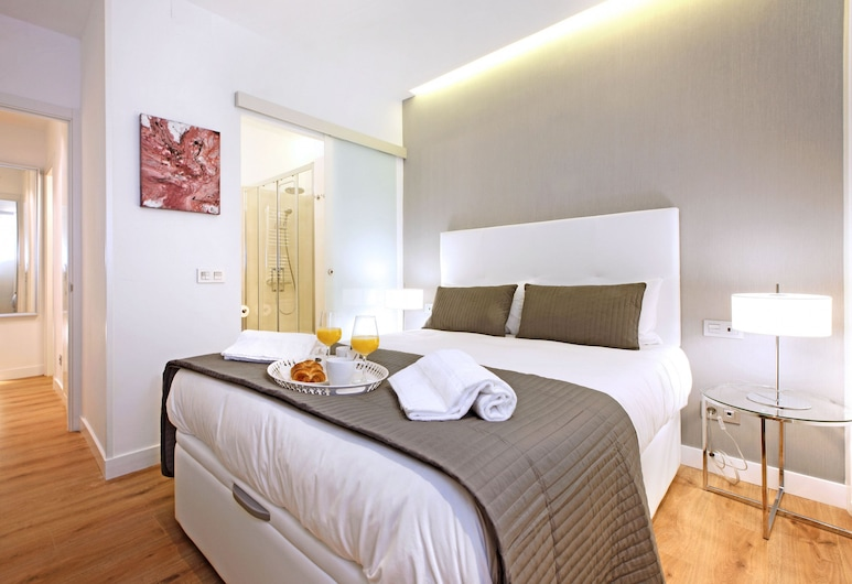 Malasaña Chic - MADFlats Collection, Madrid, Apartment, 1 Bedroom, Room