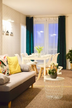 Picture of JessApart - Babka Tower Apartment in Warsaw