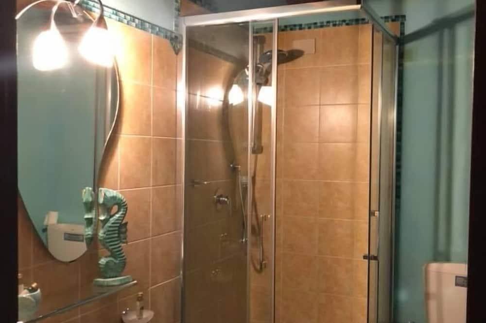 Tek Büyük veya İki Ayrı Yataklı Oda, 2 Yatak Odası (Santa Caterina) - Banyo