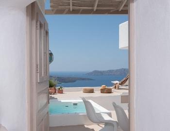 Foto di Globe Suites a Santorini
