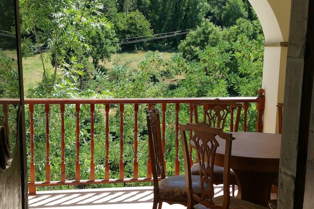 Appartement, vue jardin (Capitan 3) - Balcon