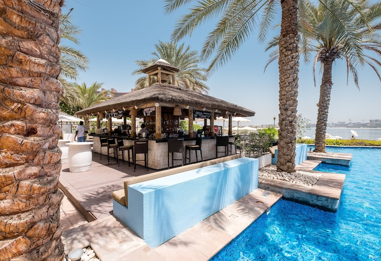 Maison Privee - Shoreline Al Nabat, Dubai, Restaurang