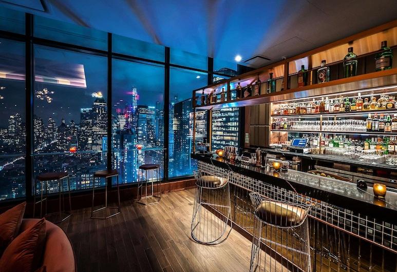 Aliz Hotel Times Square, Nova York, Bar do hotel