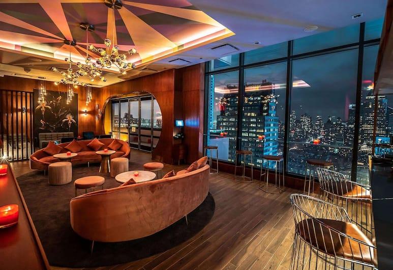 Aliz Hotel Times Square, New York, Hotelski bar
