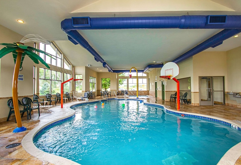 MainStay Suites Extended Stay Hotel Madison East, Madison, Pool