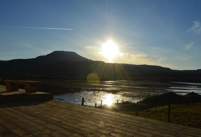 The Tide B&B, Isle of Skye, Pemandangan dari Hotel