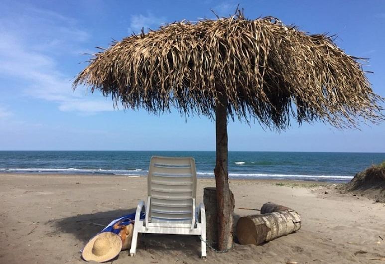 Villa del Mar Esmeralda, Теколутла, Пляж