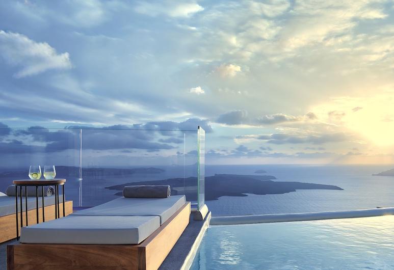 Villa Ioli Anastasia, Santorini, Zwembad