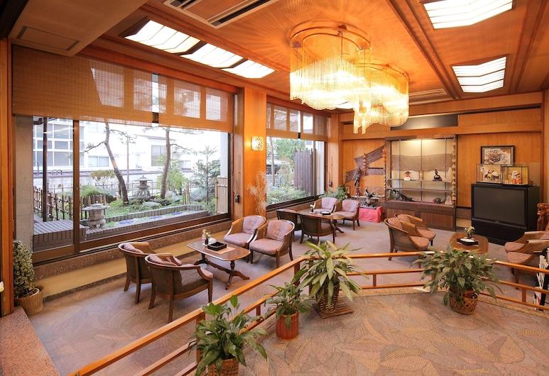 ホテルきむら, 渋川市, ロビー